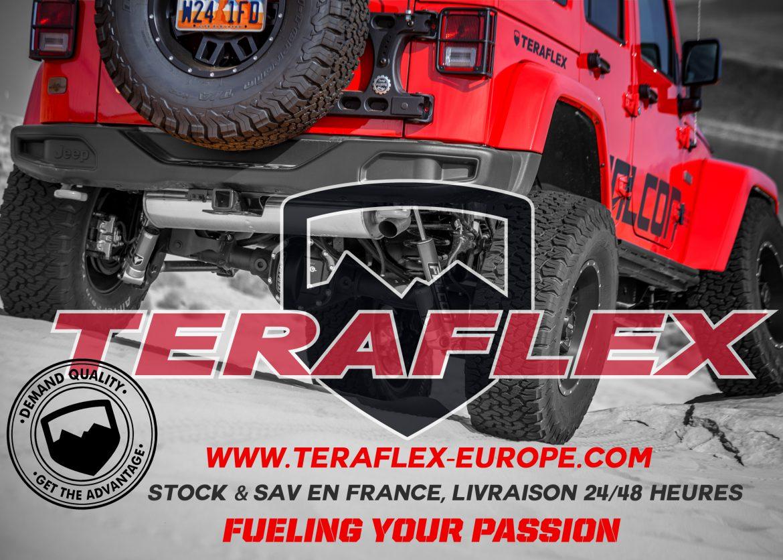 Teraflex Europe Site-officiel de Teraflex Europe spécialiste Jeep USA