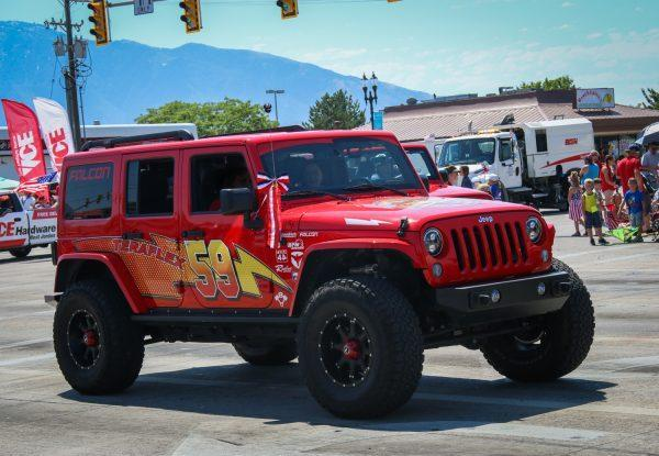 Teraflex Jeep 4 juillet 2017