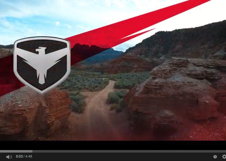 Nexus 2.1 EF Stabilizer for Jeep JK by Falcon Shocks