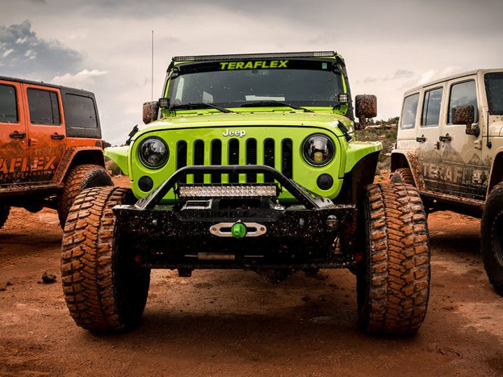 Which TeraFlex lift kit is best for my Jeep? Why do you offer so many lift kits?