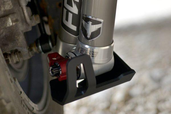 Paire de skis de protection pour amortisseurs FALCON serie 3.3 arrière 36-07-01-200