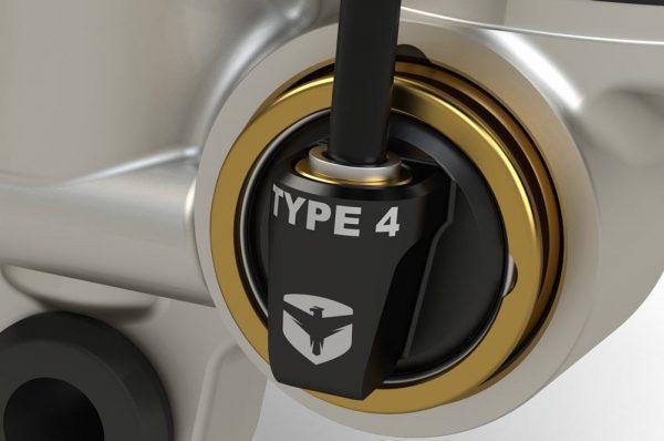 Amortisseurs Falcon Series 3.4 Piggyback Remote Air Adjust pour Jeep JK 2 Portes