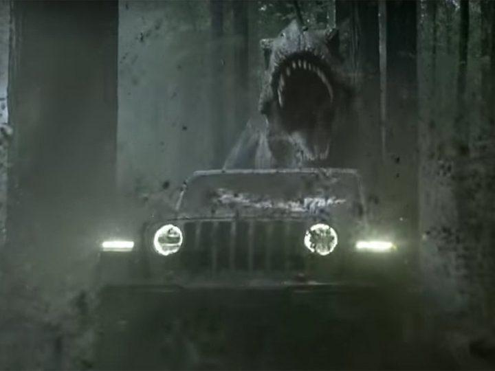Nouvelle Jeep JLU 2018