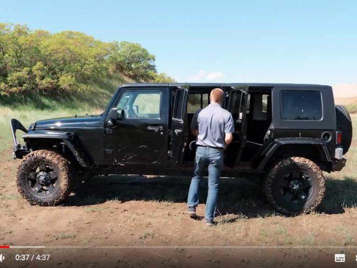 Jeep JK 6 portes