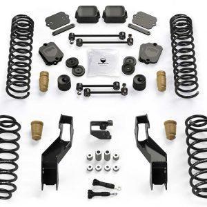 """Jeep JL 2 portes kits de suspension 3,5"""" Teraflex Sport ST3 avec ou sans amortisseur Falcon"""