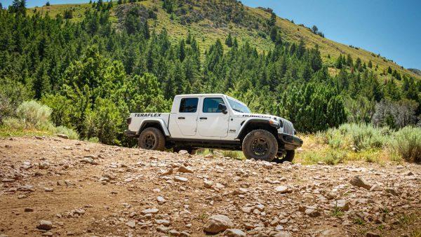 Nouveau Pick-Up Jeep Gladiator