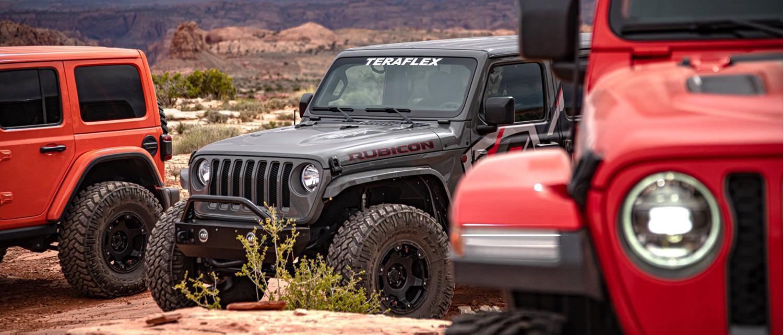 Teraflex Europe Jeep Parts