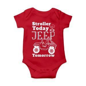 Teraflex Europe - Babys TeraFlex Jeep Tomorrow Button Down Onesie 18-24 Months