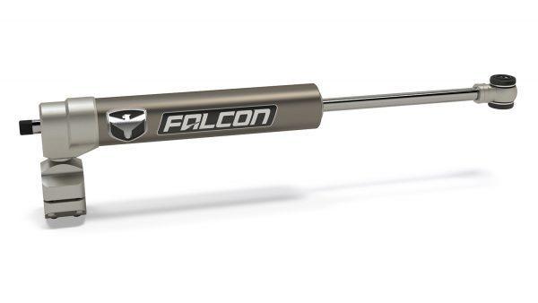 Teraflex Europe - Jeep JK Steering Stabilizer HD Tie Rod Falcon Nexus EF 2.1 For 07-18 Wrangler JK TeraFlex