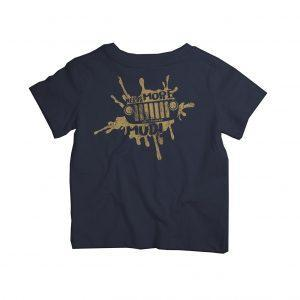 Teraflex Europe - Kids TeraFlex More Mud! T-Shirt w/Distressed Jeep Grille