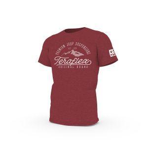 Teraflex Europe - Mens TeraFlex Script T-Shirt w/Mountain Graphic